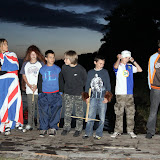Anglia (ze Szczecina). Od lewej: Kuba, Kuba, Alan, Dominik, Ronny (Krzysiek), Ed, Tomek (opiekun).