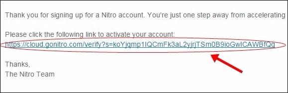 Abrir mi cuenta Nitro Cloud - 96