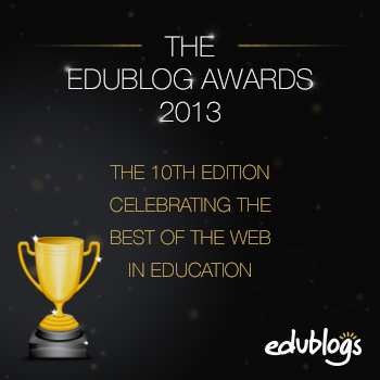 The Edublog Awards 2013 Icon