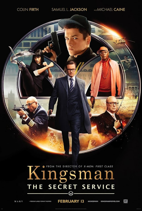 Kingsman: Η Μυστική Υπηρεσία (Kingsman: The Secret Service) Poster