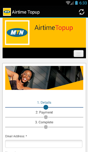 MTN Airtime Topup