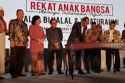 Ketua Rekat Indonesia: Menhan Ryamizard Ryacudu Sosok Pemersatu dan Penyejuk Bangsa