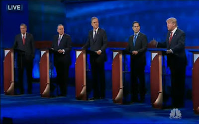 Live blog: GOP debate in Colorado
