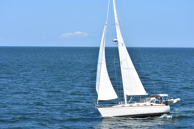 boat tour at napali coast