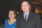 Vivia Daniels and Jim Covault