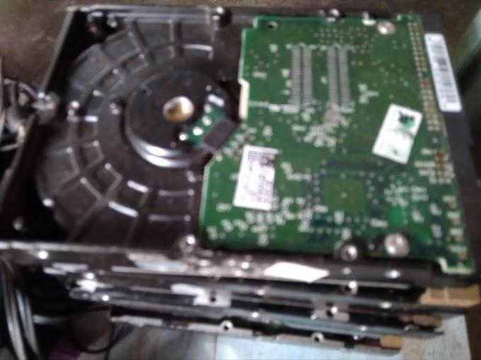 Metode Mengecek Dan Memperbaiki Hard Disk