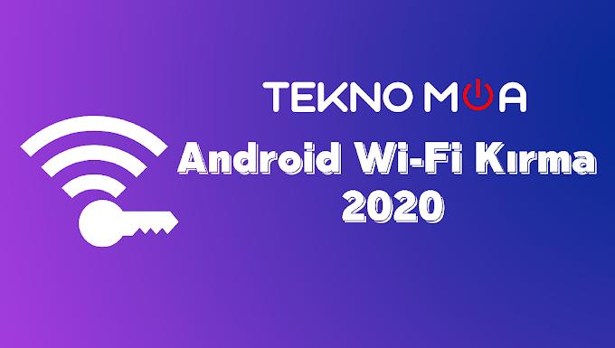 Android Wifi Şifre Kırma | 2020