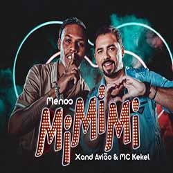 Capa Menos Mi Mi Mi – Xand Avião e MC Kekel Mp3 Grátis
