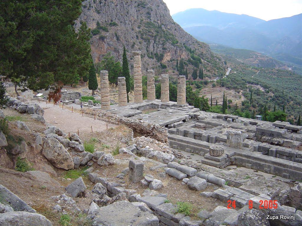 Stopama sv. Pavla po Grčkoj 2005 - DSC05358.JPG
