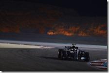 Valtteri Bottas ha conquistato la pole del gran premio del Bahrain 2017