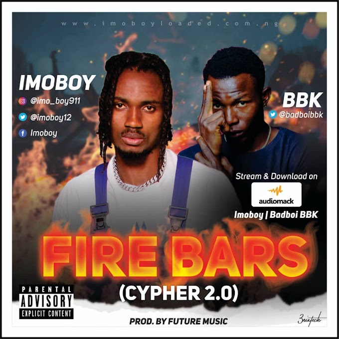 Imoboy Ft. BBK — Fire Bars