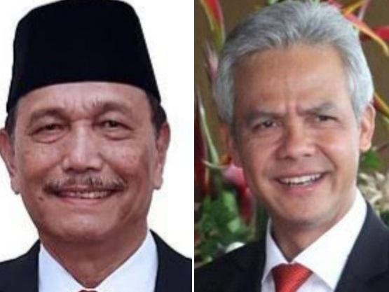 Luhut - Ganjar Cocok, Perpaduan Nasionalis dan NU Moderat, Faizal Assegaf: Ahok Jadi Tim Sukses Mereka, Pasti Seru Deh Hadapi...