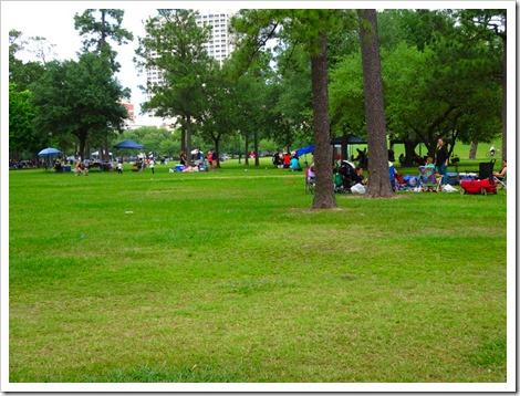 Hermann park
