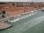 A River Cruiseship - seems a bit too small for us
