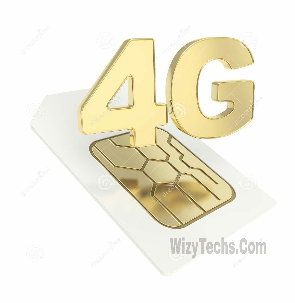 Does 4G depend on Sims