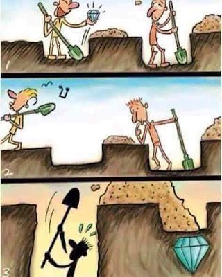 Fokus Dengan Apa Yang Kita Buat