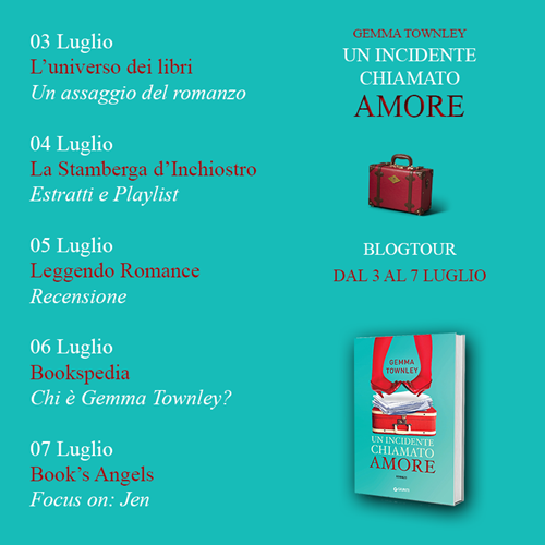 Un incidente chiamato amore calendario