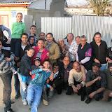 Pastor Brugosh and Church Members