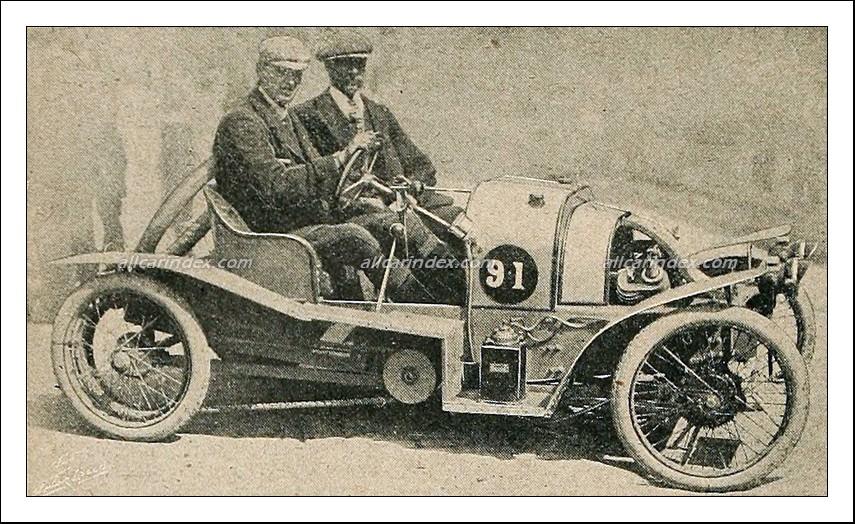 Summers & Harding / Flycar