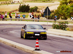 Nissan Silvia Hill Drift
