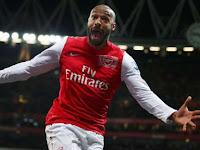 Deretan Striker Perancis Terbaik di Arsenal