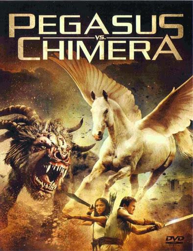 Poster de Pegasus Vs. Chimera