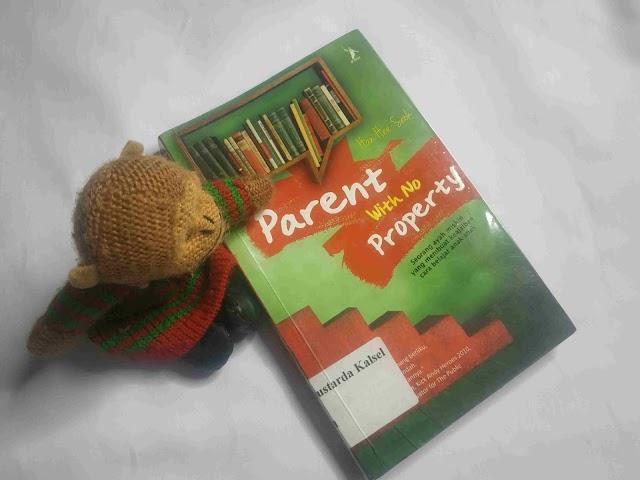 Review Buku Parent With No Property, Cerita Langkah Sukses Ayah Membantu Anak Belajar di Rumah