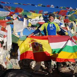 En las cumbres de Nepal - 2011- (Eugenio Rodriguez)