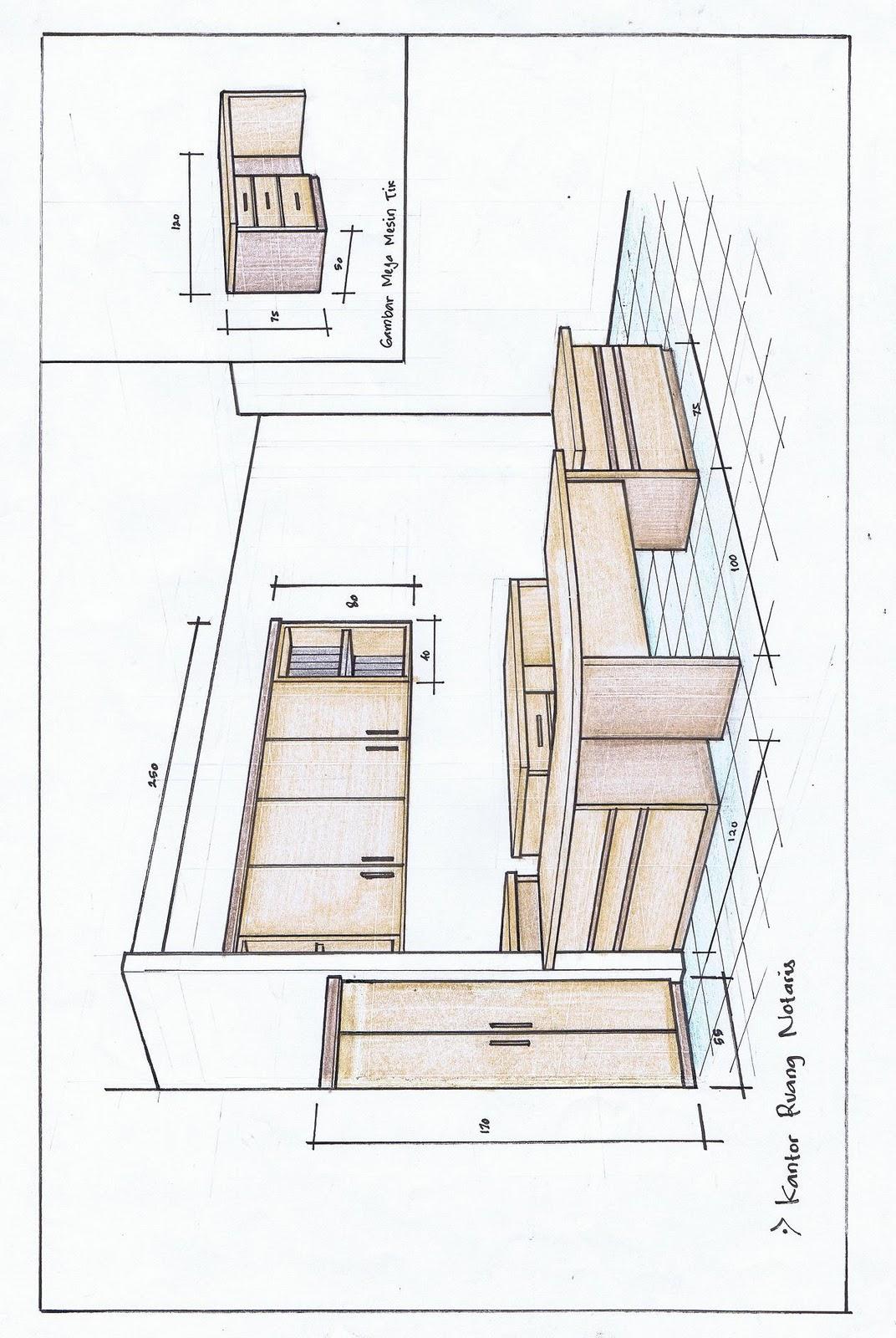 146 Sketsa Gambar Ruangan Gudangsket