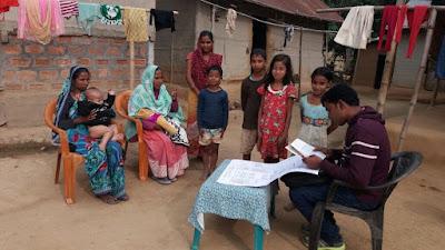 Follow up at Uttar Khoragaon, Bongaigaon