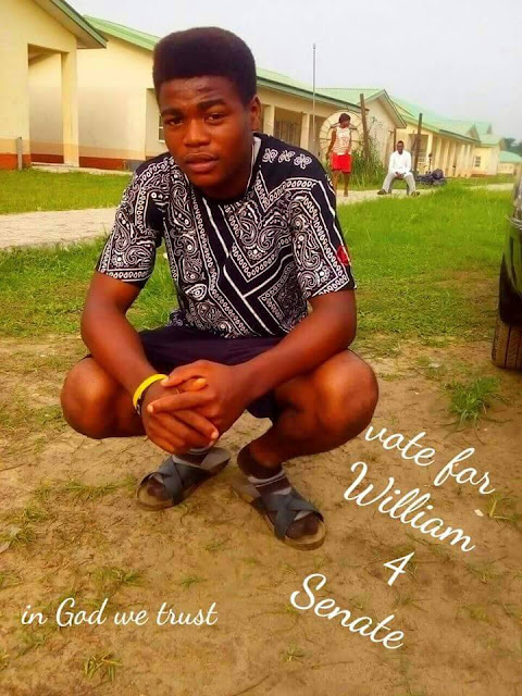 Formost Imsu Student Leader Sen. Williams Loses Dad, Burial set for Sept 1