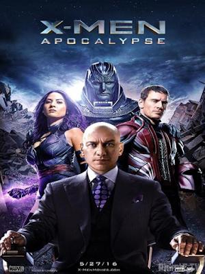 Phim Dị Nhân: Khải Huyền - X-men: Apocalypse (2016)