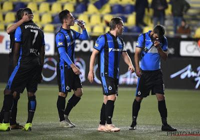 Club Brugge publiceert ploegfoto met een opvallende afwezige