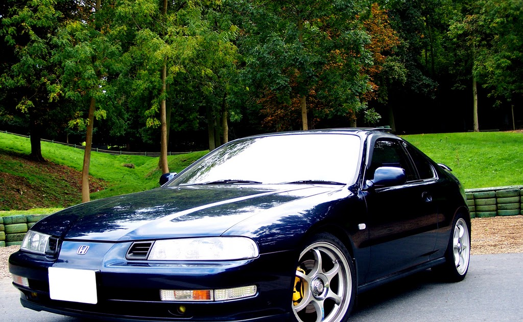 Honda Prelude Service Manual 92- 96 Fourth Generation