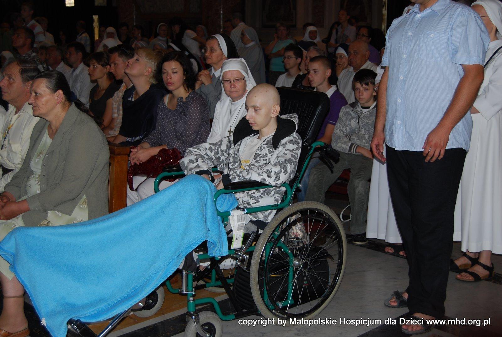 Autorka zdjęć- Ania Bulga - pielęgniarka MHD.