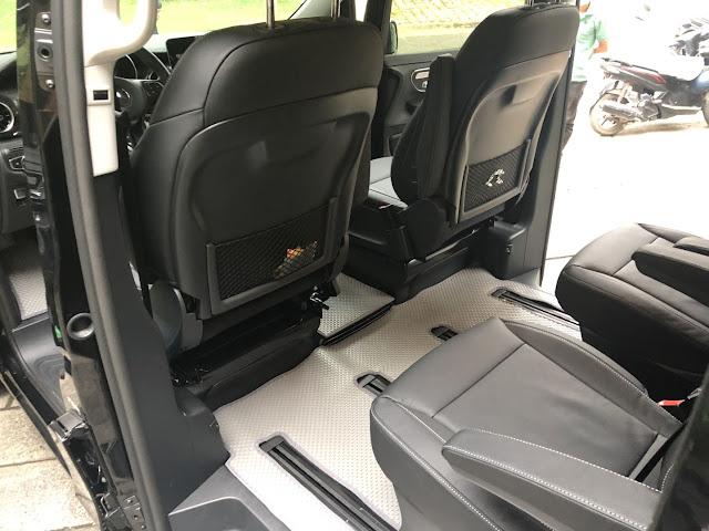 Thảm lót sàn KATA Mercedes V Class