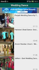 Mehndi Songs & Dance 2016 - HD screenshot 3