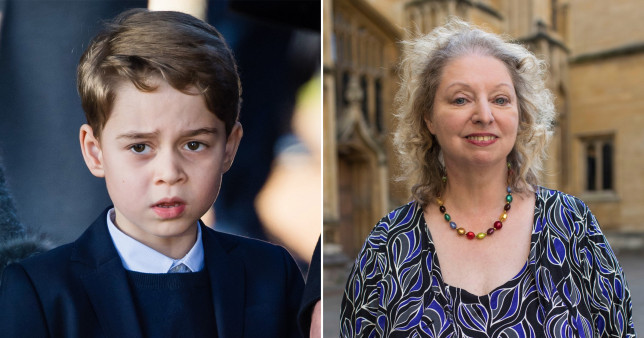 Prince George will never be crowned King - Novelist Hilary Mantel predicts