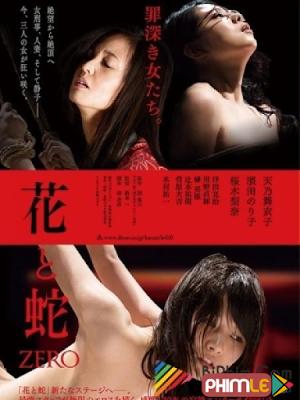 Phim Hoa và mãng xà ZERO - Flower & Snake: Zero (2014)