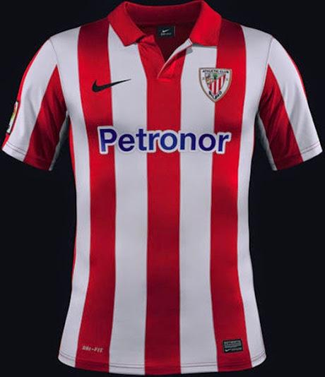 Bilbao home shirt 2013-2014