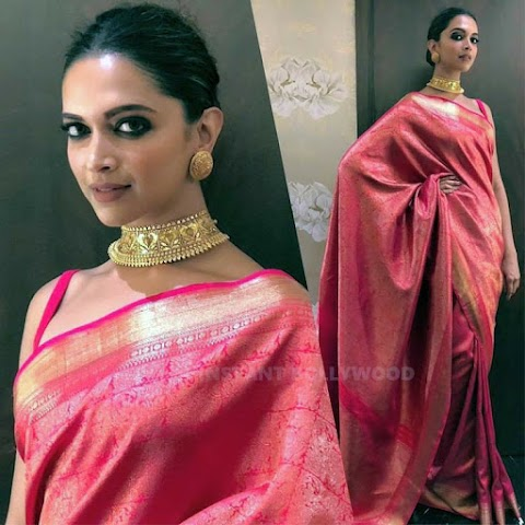 MOST FLATTERING CELEBRITY'S SAREE LOOK TO GET INSPIRED THIS SEASON.