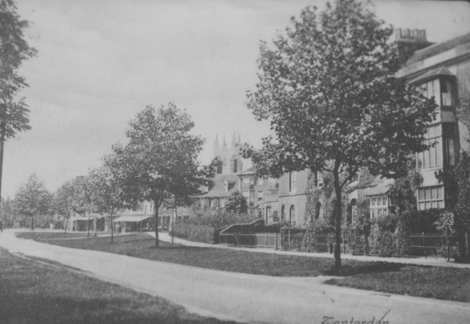 Tenterden Archive photos Oaks Road Tenterden