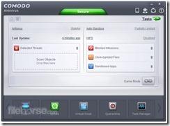 برنامج Comodo Antivirus V10.0.1.6258 كومودو أنتى فيرس 2