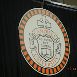 Campbell Graduation