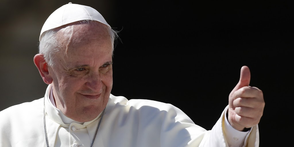 Pope Francis and demonic gender theory
