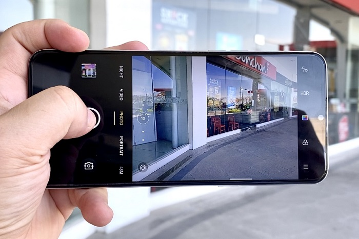 Realme 6i Review Philippines - Camera