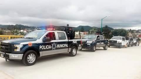 LAS INSTRUCCIONES SON PRECISAS A LA POLICÍA MUNICIPAL DE SCLC: BRINDAR SEGURIDAD A LA SOCIEDAD: GARCÉS
