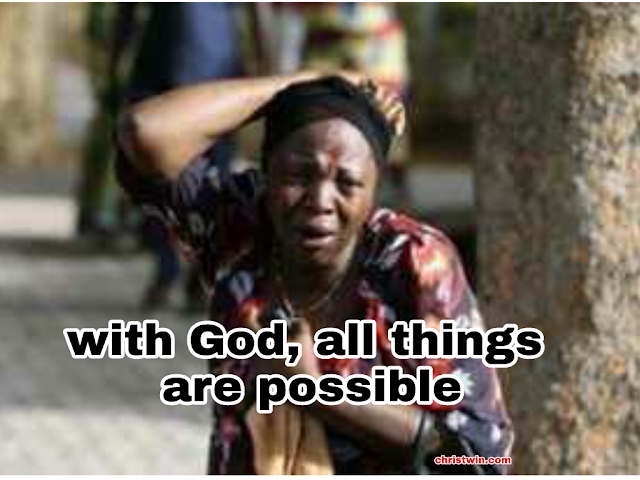 Trust In God Make All Things Possible