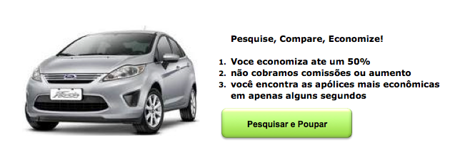 Seguros de Carro Ford Fiesta Hatch