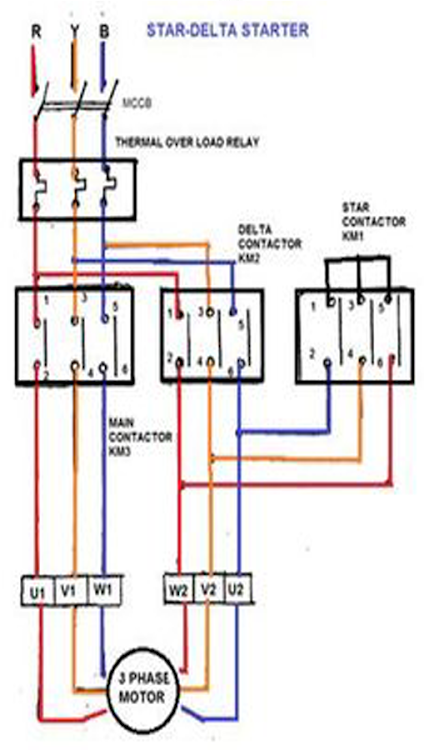 Star Delta Starter Control Diagram Electrical – (Android ... on star delta grounding, star delta electric, star delta starter, star delta pump, star delta connection, star delta controller, star delta transformers, star delta circuits, star delta motor, star delta timer,